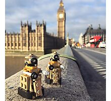 Dalek Invasion Earth  Photographic Print
