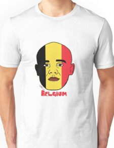 EURO  2016  Belgium Unisex T-Shirt
