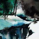 Ice Land by Anil Nene