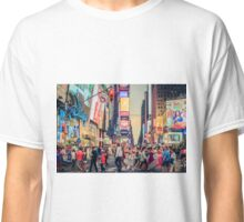 Times Square Summer Classic T-Shirt