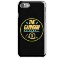The EarHorn Podcast! iPhone Case/Skin