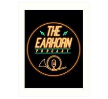 The EarHorn Podcast! Art Print