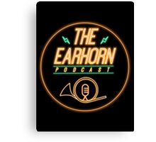The EarHorn Podcast! Canvas Print