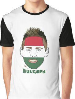 EURO  2016  Hungary Graphic T-Shirt