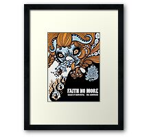 Faith No More Framed Print