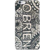 Dylan o'brien phone case iPhone Case/Skin