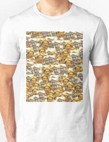 Sehun Meme Collage Unisex T-Shirt