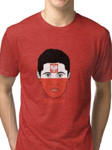 EURO  2016 Poland Tri-blend T-Shirt
