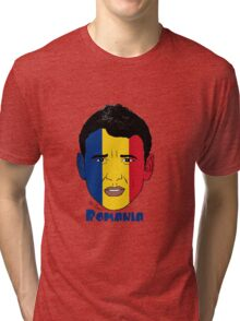 EURO  2016  Romania Tri-blend T-Shirt