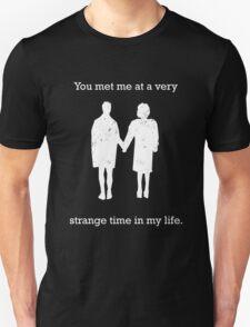 Fight Club // Narrator & Marla T-Shirt