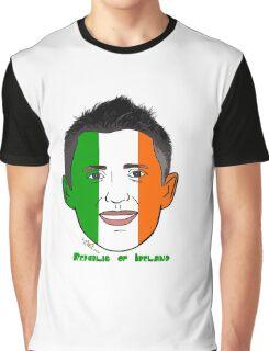 EURO  2016  Republic of Ireland Graphic T-Shirt