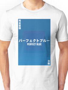 Perfect Blue Unisex T-Shirt