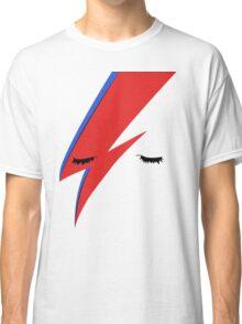 BOWIE CLOSE UP Classic T-Shirt