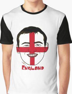 EURO  2016  England Graphic T-Shirt