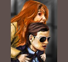 Karen Gillan and Matt Smith Classic T-Shirt