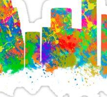 Houston Texas USA Sticker