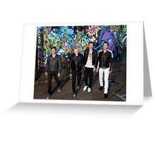 Duran Duran 2015 Greeting Card