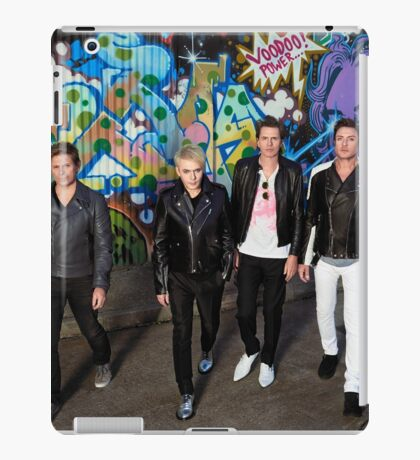 Duran Duran 2015 iPad Case/Skin