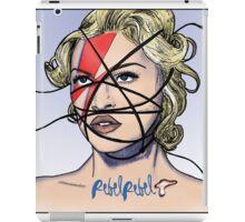 Rebel Rebel iPad Case/Skin