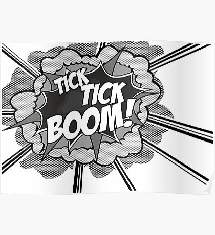 Tick Tick Boom! Poster