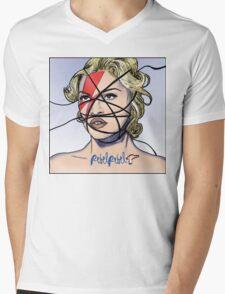 Rebel Rebel Mens V-Neck T-Shirt