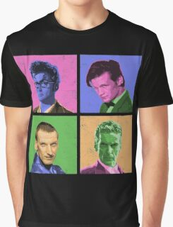 DR WARWHOL Graphic T-Shirt
