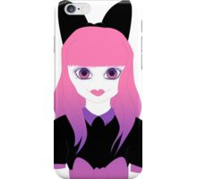 Doll Face Pink iPhone Case/Skin