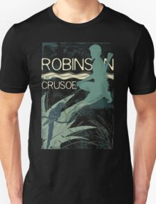 Books Collection: Robinson Crusoe Unisex T-Shirt