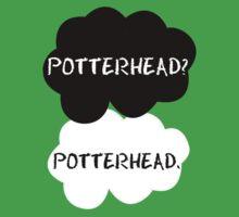 Potterhead - TFIOS  by Susanna Olmi