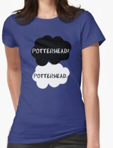 Potterhead - TFIOS  Womens Fitted T-Shirt