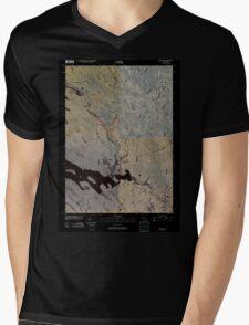 New York NY Redfield 20100304 TM Inverted Mens V-Neck T-Shirt