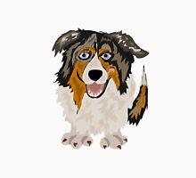 Funny Cool Australian Shepherd Dog Art Unisex T-Shirt