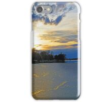 Golden Ice iPhone Case/Skin