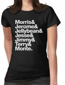The Original 7ven Morris Day Jimmy Jam Merch Womens Fitted T-Shirt