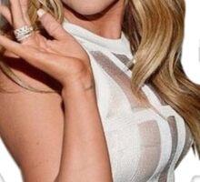 Khloe Kardashian Sticker