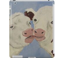 Cozy Cows iPad Case/Skin