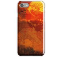 Heart of Deep Darkness - Earthbound / Mother 2 / Apocalypse Now / Heart of Darkness iPhone Case/Skin