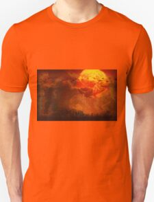 Heart of Deep Darkness - Earthbound / Mother 2 / Apocalypse Now / Heart of Darkness Unisex T-Shirt