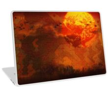 Heart of Deep Darkness - Earthbound / Mother 2 / Apocalypse Now / Heart of Darkness Laptop Skin