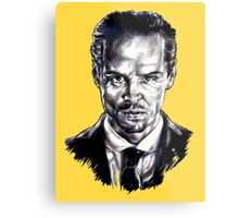 Moriarty (Andrew Scott) Metal Print