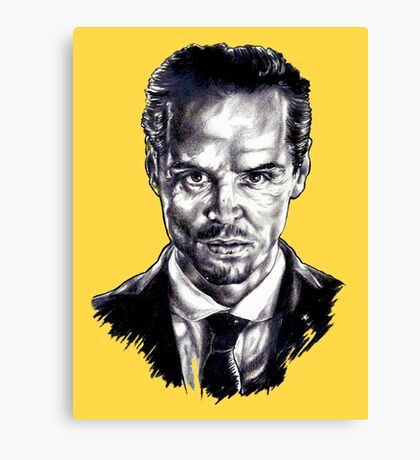 Moriarty (Andrew Scott) Canvas Print