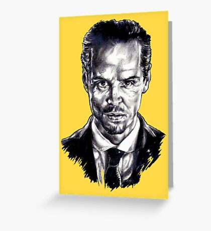 Moriarty (Andrew Scott) Greeting Card