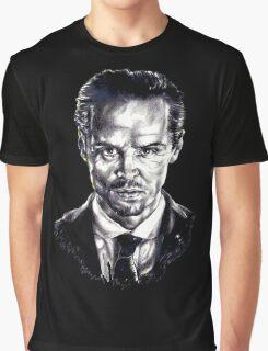 Moriarty (Andrew Scott) Graphic T-Shirt
