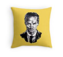 Moriarty (Andrew Scott) Throw Pillow