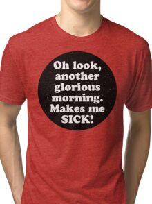 morning Tri-blend T-Shirt