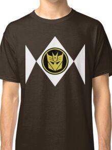 Mighty Morphin Decepticon Rangers Classic T-Shirt