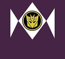 Mighty Morphin Decepticon Rangers Unisex T-Shirt
