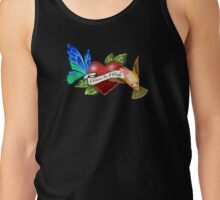 Viva la Vida Tattoo Tank Top