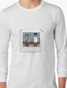 Pixel art: Life is Strange Long Sleeve T-Shirt