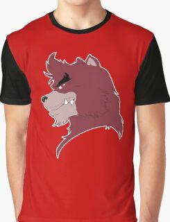 The Boy and the Beast - Kumatetsu Graphic T-Shirt